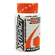Axis Labs Xtract High-Definition Diuretic - 80 Capsules