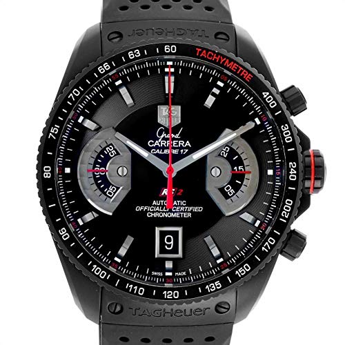 - Tag Heuer Grand Carrera Automatic-self-Wind Male Watch CAV518B.FT6016 (Certified Pre-Owned)