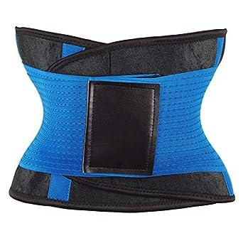 0c17ac975a HITSAN INCORPORATION Weight Loss Body Shaper Women Plus Size Waist Trainer  Cincher Sweat Corset Sauna Girdle