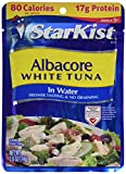 StarKist Albacore White Tuna, In Water, 2.6 Ounce (Pack of 24)