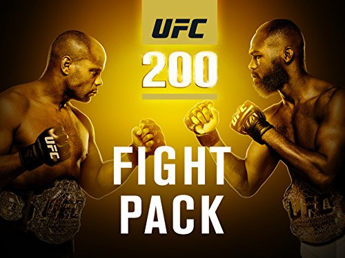 Daniel Cormier vs Jon Jones Fight Pack for sale  Delivered anywhere in USA