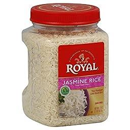 ROYAL RICE JASMINE PET, 2 LB