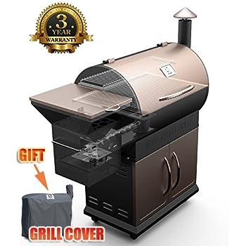 master chef propane smoker manual