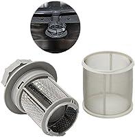 TOOGOO Juego de filtro de malla de 2 piezas para lavavajillas PP ...