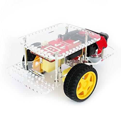 Dexter Industries GoPiGo3 Robot Base Kit for STEM Learning with The Raspberry Pi