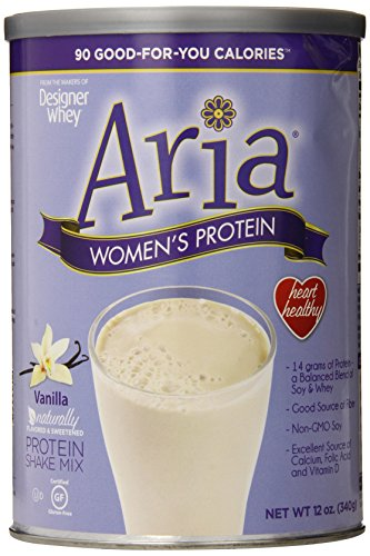 DESIGNER WHEY Aria Vanilla 12 onces