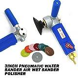 Pneumatic Polisher 3 inch Pneumatic Air Water