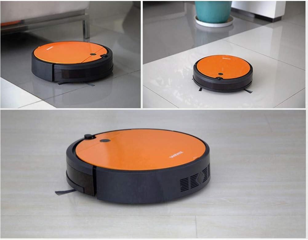 CHU Balayer Robot Aspirateur Et Mop Pet Cheveux, Tapis Et Planchers Durs,2 2