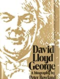 img - for David Lloyd George: A biography book / textbook / text book