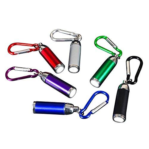 Super Flashlight Key Chains 12