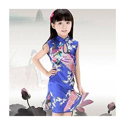 Robe China disfraz traje niño, bebé de 0 a 12 años (a) 1/2 ...