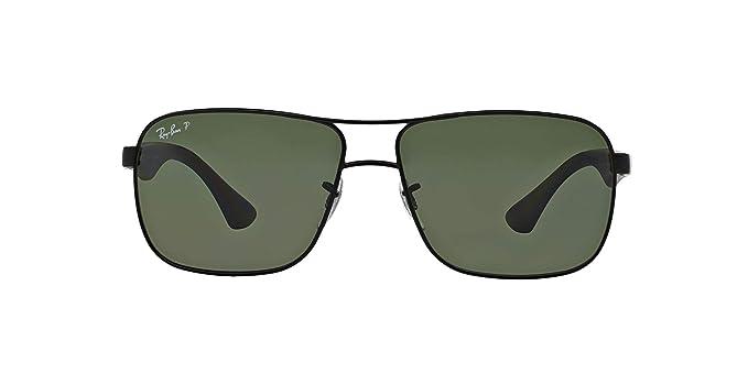 Ray-Ban Mod. 3516 - Gafas de sol para hombre: Amazon.es: Ropa y ...