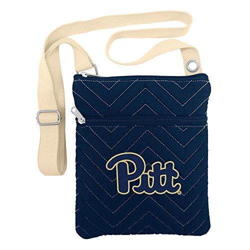 NCAA Pitt Panthers Chev-Stitch Cross (Ncaa Pittsburgh Panthers Pattern)