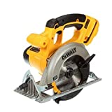 Dewalt Model # Dc390b 18-volt 6-1/2 In. (165 Mm) Cordless Circular Saw (Tool-only)