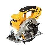 Dewalt Model # Dc390b 18-volt 6-1/2 In. (165 Mm) Cordless Circular Saw (Tool-only)