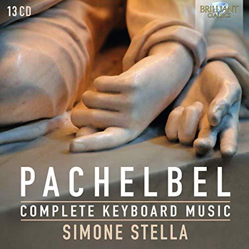 Pachelbel: Complete Keyboard Music ()