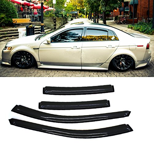 Compare price to 2005 acura tl rain guards for 05 acura tl rear window visor