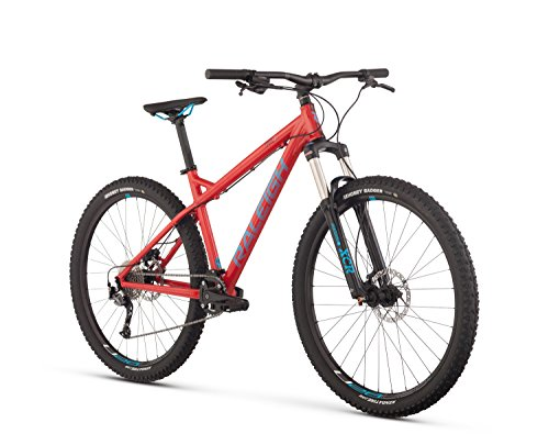 Raleigh Bikes Tokul 2 Mountain Bike, Red, 17'/Medium