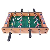 Global Gizmos Table Top Football Foosball Game