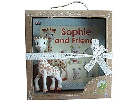 Sophie and Friends La Giraffe Toy Set