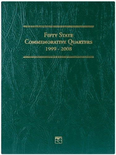 Littleton LCF3 1999-2008 50 State Commemorative Quarter Folder Commemorative Collection