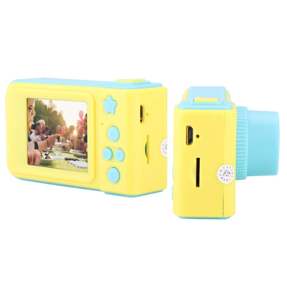 Lazmin X1 Digital Camera for Childrens, Portable HD 1080P 2inch Cartoon Video Recorder Camcorder Toys for Kids Birthday Gift by Lazmin (Image #7)