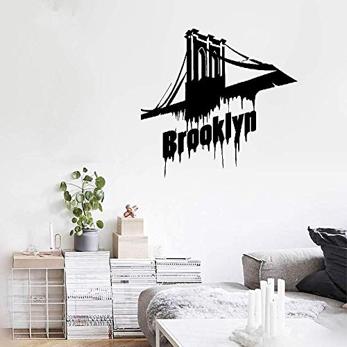 Pouatz Wall Sticker Mural Art Decal Removable Vinyl