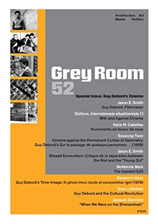 Grey Room: Amazon com: Magazines
