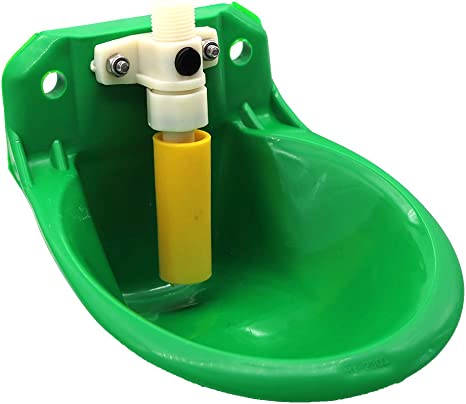 Automatic Drinker Cattle Drinker Water Bowl Sheep Cow Drinking Container for Cattle Pig Horses Piglet Drinking Tool for Pets Bowl Automatic Drinker