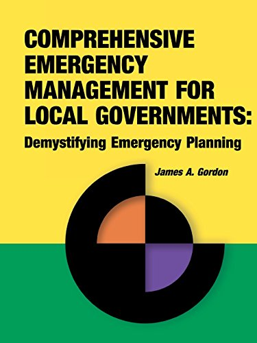 Comprehensive Emergency Management for Local Governments: Demystifying Emergency Planning Pdf