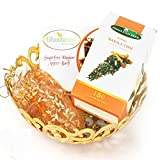 Ghasitaram Gifts Diwali Gifts Diwali Hamper- Healthy Hamper Basket