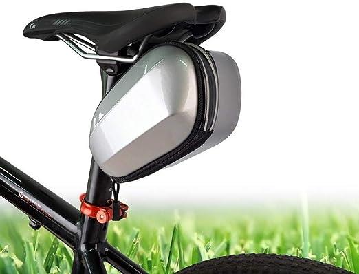 HH-HK Bolsa De Sillín para Bicicleta Bolsa De Cuña De Bicicleta ...