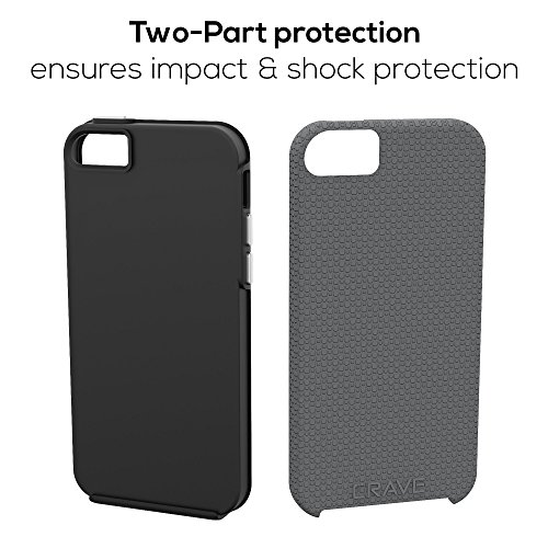 online store 82c54 7de55 iPhone SE Case, Crave Dual Guard Protection Series Case for - Import ...
