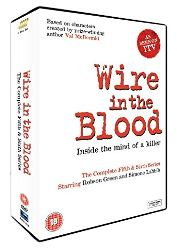 Wire In The Blood - Series 5 & 6 Set [UK DVD] (The Wire Season 6 Dvd)