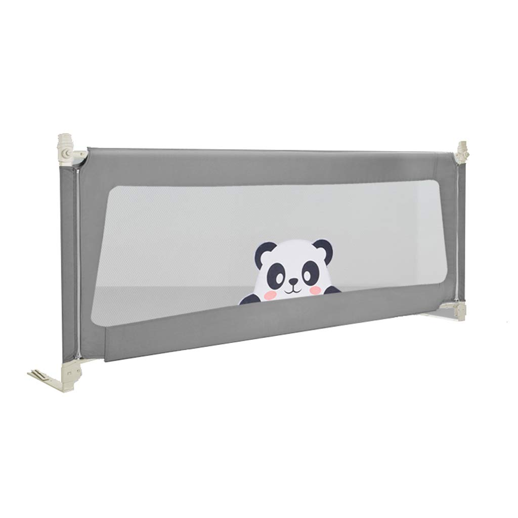 SONGTING Guardrail Kids Safety Bed Rail Baby Bed Rail Foldable Easy Fit Safety Portable Foldable Bed Rail Bed Guard Protection Safety Infant Child