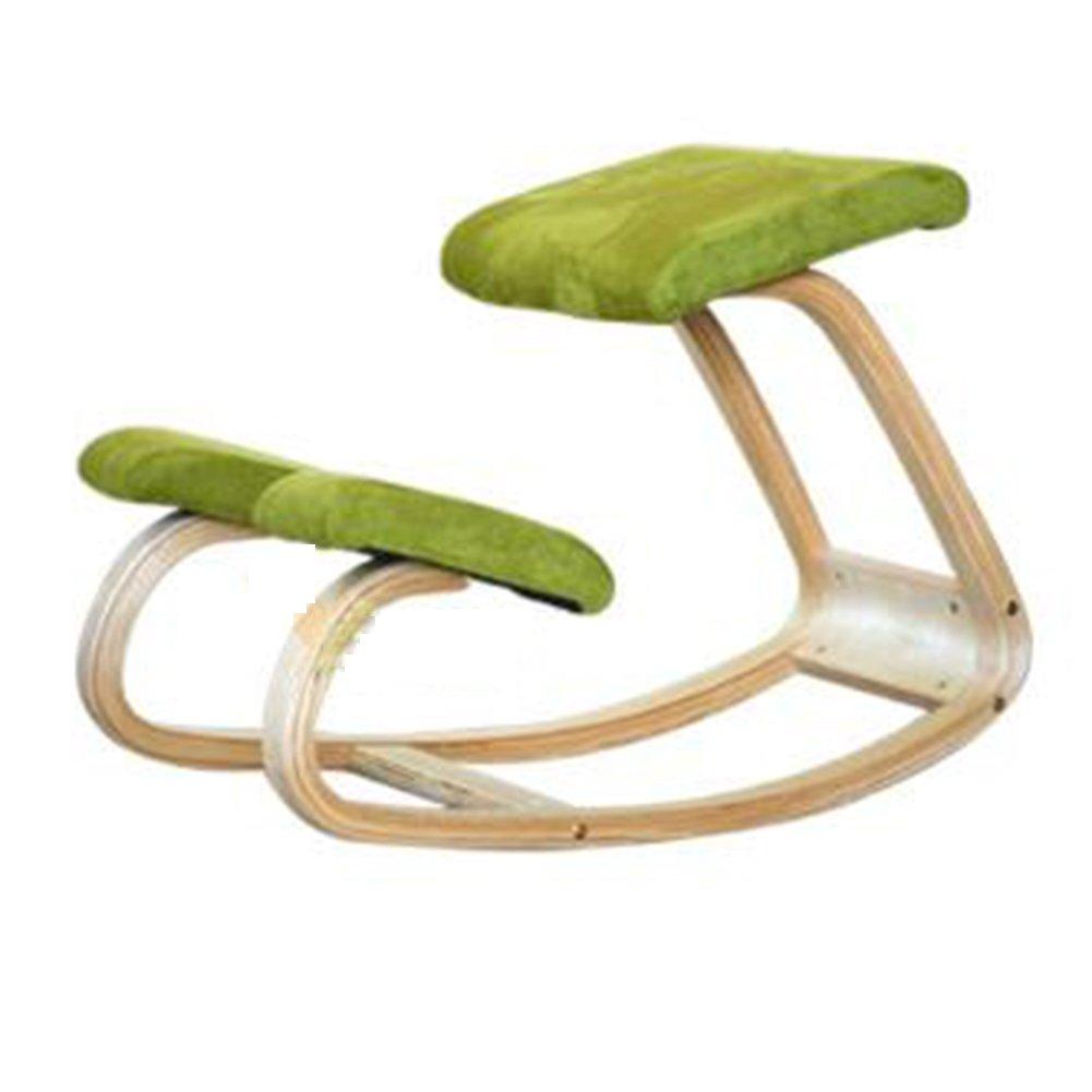 PENGFEI 人間工学に基づいた膝の椅子 チェア 無垢材 事務所 ロッキングチェア 矯正姿勢 近視を防ぐ 腰を詰まらせないために、 10色、 2材料 445x720x530MM (色 : 40センチメートル-24ワット) B07C26RBR4 40センチメートル-24ワット 40センチメートル-24ワット