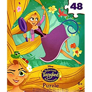 Disney Rapunzel's Tangled Adventure – 48 Pieces Jigsaw Puzzle – v2