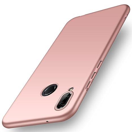 Ailrinni - Carcasa para Huawei P20, carcasa fina con acabado ...