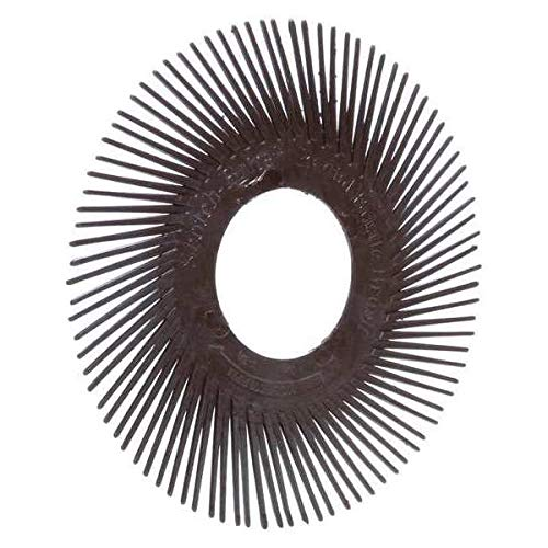 Radial Bristle Brush T-A 6x1//2 36G PK80
