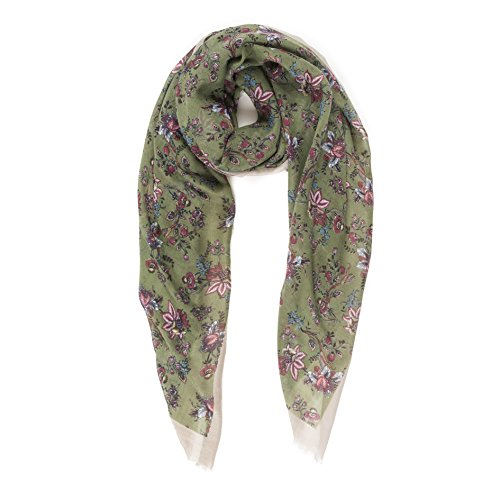 (Scarf for Women Lightweight Paisley Fashion Fall Winter Scarves Shawl Wraps (NF55-10))
