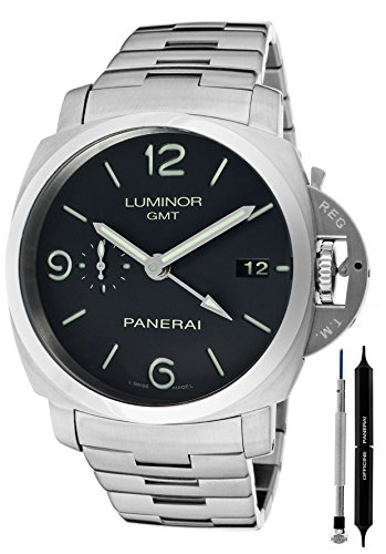 Panerai Luminor 1950 GMT Men's Automatic Watch - PAM00329