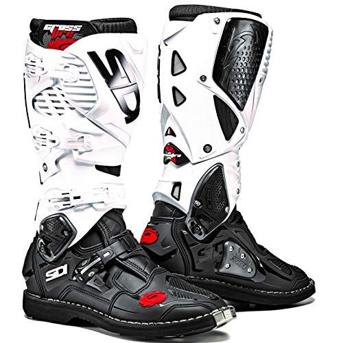 - Crossfire 3 TA Offroad Boots (11.5/46, Black/White)