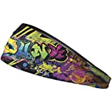JUNK Brands Big Bang Lite Junk Life Headband, One Size