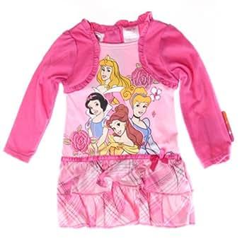 Disney Princess Little Girls' Dress (2T)