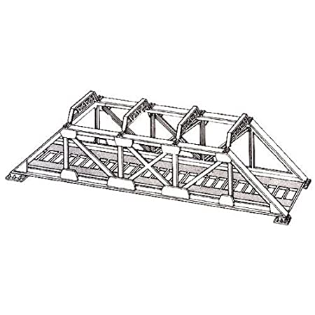 13 Span C003 Dapol OO//HO Gauge Girder Bridge Plastic Kit