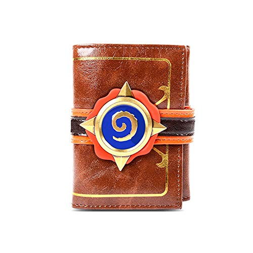 WKS Hearthstone Card Pack Wallet (wjth Buckle&without buckle) (with buckle)