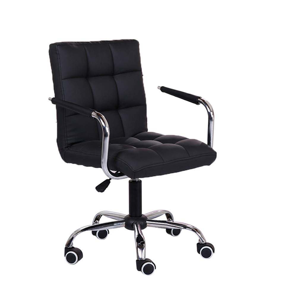 WONdere High-End Computer Chair Office Chair Reclining Home Massage Chair Lift Massage Chair Desk seat (A)
