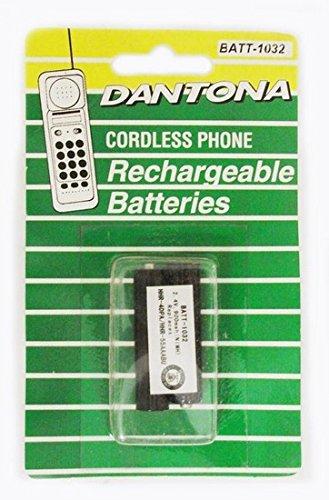 NABC Ultralast UL-105 Nickel Metal Hydride Cordless Phone Battery ()