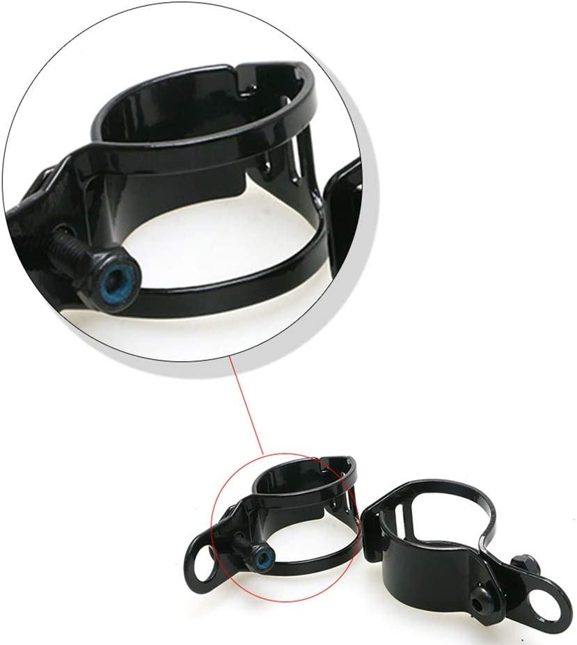 HONGPA Motorcycle Front Turn Signal Indicator Light Lamp Holder Shock Brackets For Motorbike Parts