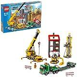 LEGO CITY 7633 Lugar de obras